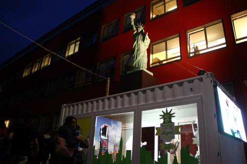 "Tra la Darsena e Tortona Milano diventa la ""grande mela"" 6"