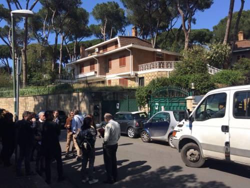 Detenute rom nelle ville di lusso all'Eur, a Roma scoppia la polemica 10