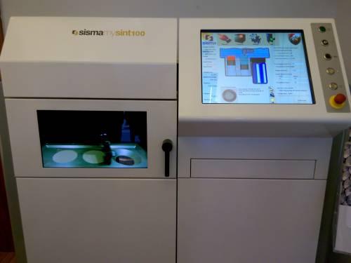 La cucina con le stampati 3D 2