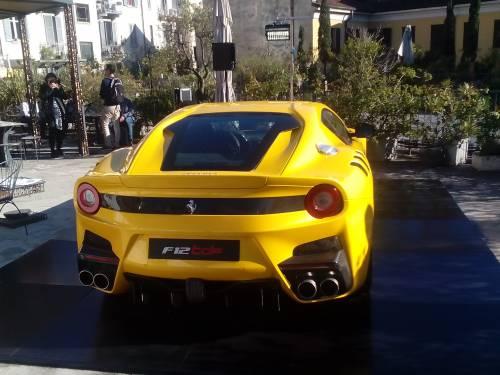 Ferrari, ecco  la nuova F12tdf 2
