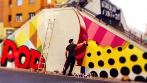"""Writer morto sotto un treno. Pao: """"La street art è uno sport estremo"""""""