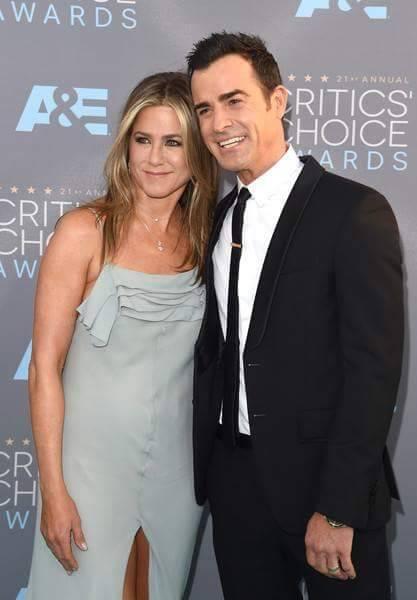 Jennifer Aniston e Justin Theroux: foto 3