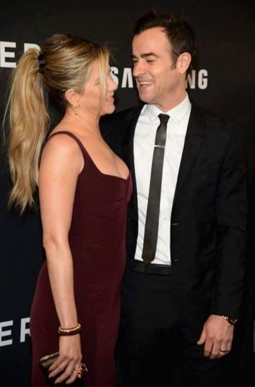 Jennifer Aniston e Justin Theroux: foto 4