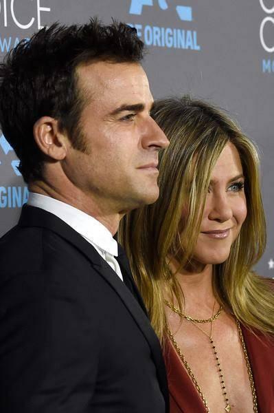 Jennifer Aniston e Justin Theroux: foto 6