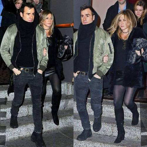 Jennifer Aniston e Justin Theroux: foto 9