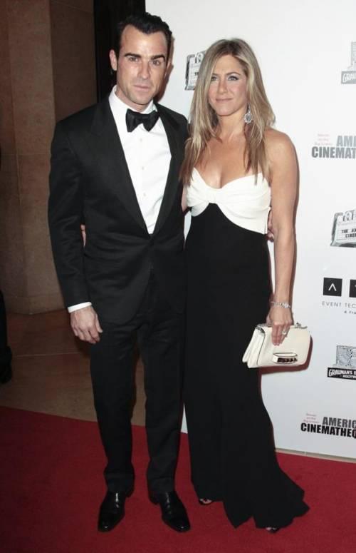 Jennifer Aniston e Justin Theroux: foto 2