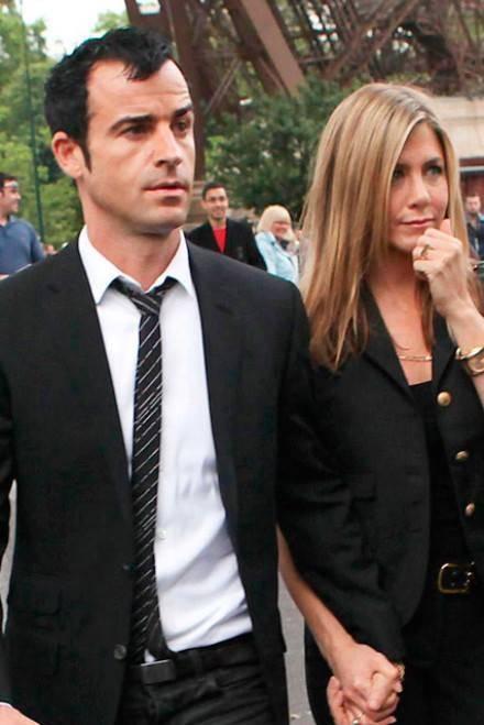 Jennifer Aniston e Justin Theroux: foto 11