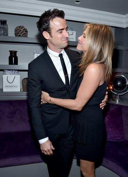 Jennifer Aniston e Justin Theroux: foto 12