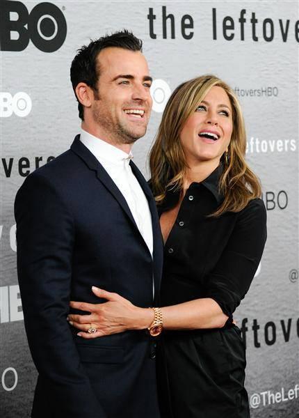 Jennifer Aniston e Justin Theroux: foto 14