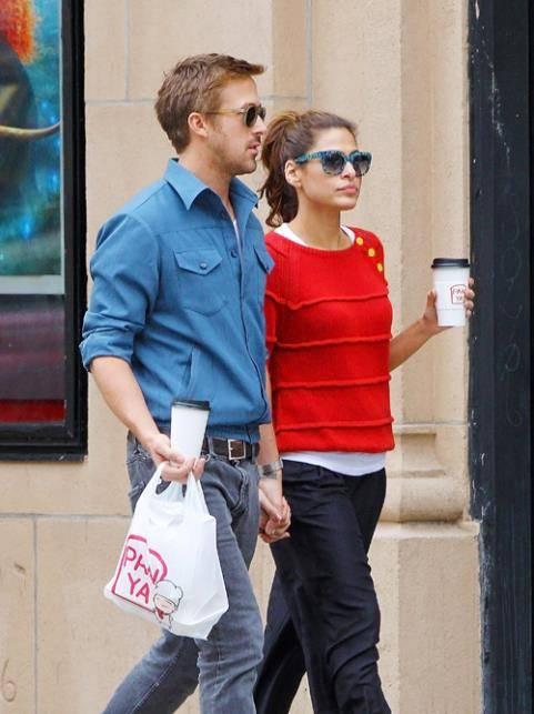 Eva Mendes e Ryan Gosling: foto 5