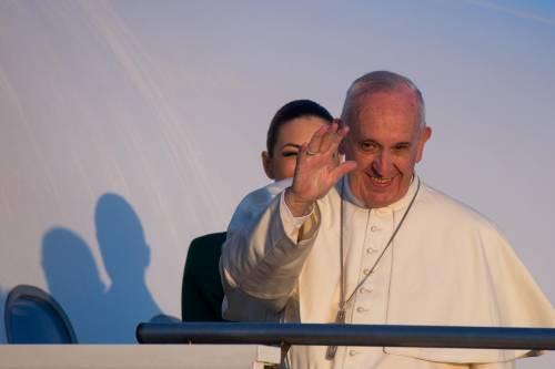 Il Papa a Lesbo 17