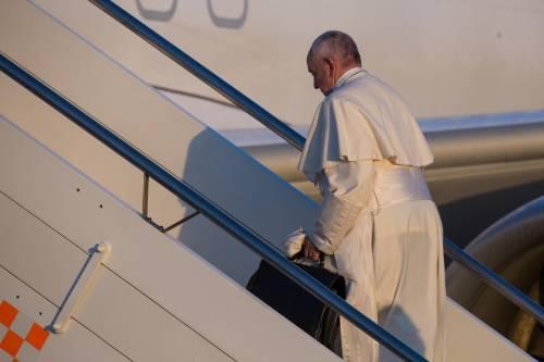 Il Papa a Lesbo 18