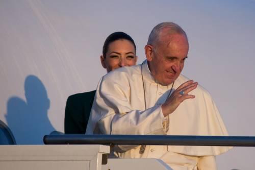 Il Papa a Lesbo 19