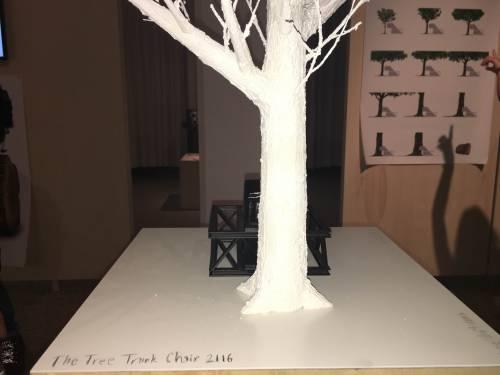 L'albero che diventa sedia 6