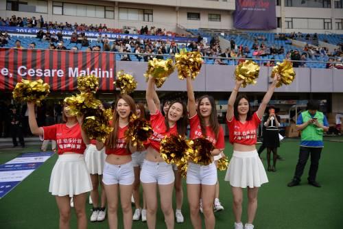 """Il """"Legend team"""" italiano porta il calcio in Cina  5"""