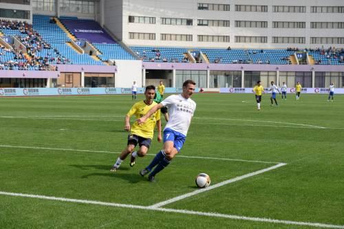 """Il """"Legend team"""" italiano porta il calcio in Cina  14"""