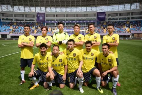 """Il """"Legend team"""" italiano porta il calcio in Cina  17"""