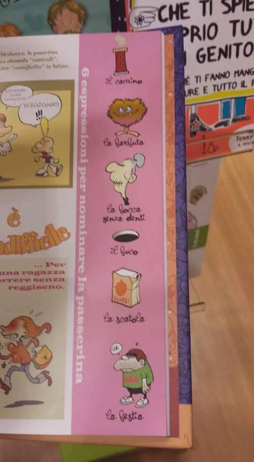 """Il libro choc per bimbi: """"Metti il dito nel buco della donna"""" 4"""