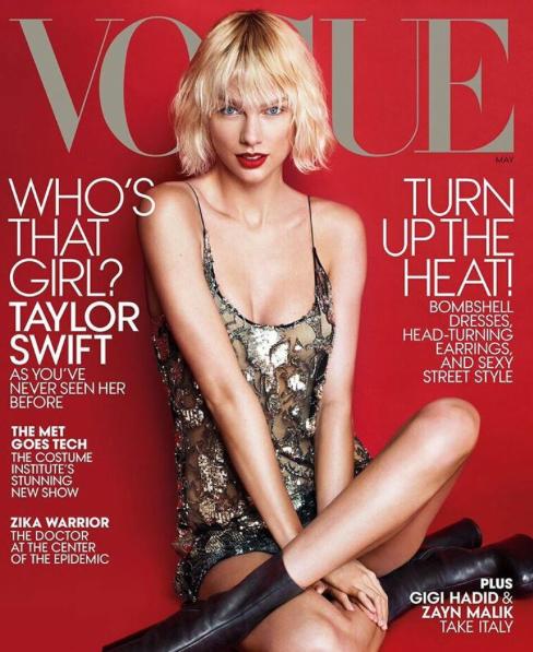 Taylor Swift biondo platino: foto 8