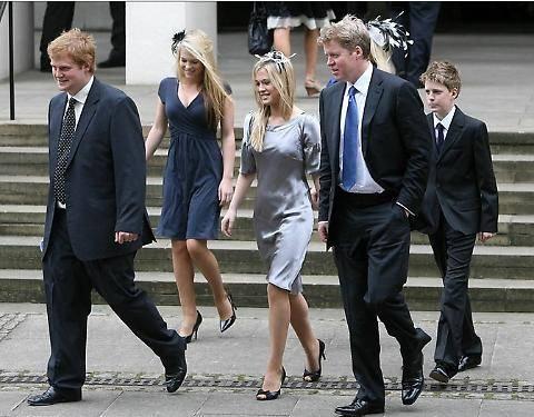 """Ecco chi sono le """"nipotine"""" di Lady Diana 4"""