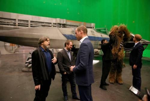 I Principi Inglesi provano la 'forza' Jedi 5