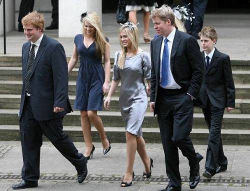Le sexy nipoti di Lady Diana 6