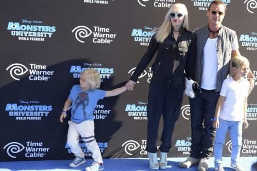 Gwen Stefani e Gavin Rossdale, un anno dal divorzio: foto 6