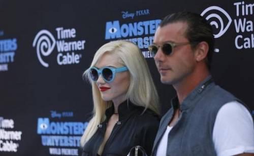 Gwen Stefani e Gavin Rossdale, un anno dal divorzio: foto 9