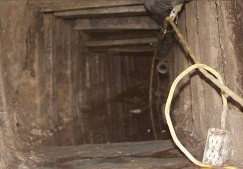 Messico, scoperto il tunnel della droga più grande del mondo 5
