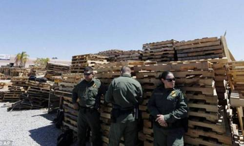 Messico, scoperto il tunnel della droga più grande del mondo 6