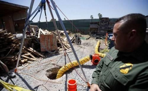 Messico, scoperto il tunnel della droga più grande del mondo 10