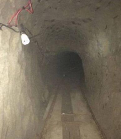 Messico, scoperto il tunnel della droga più grande del mondo 2