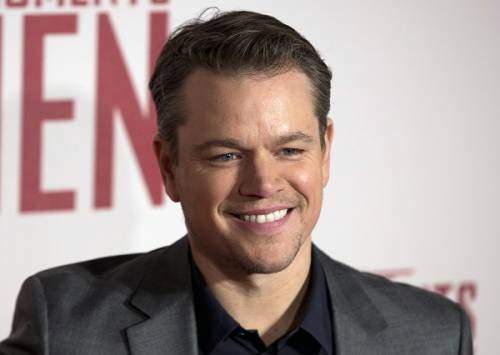 Matt Damon: foto 12