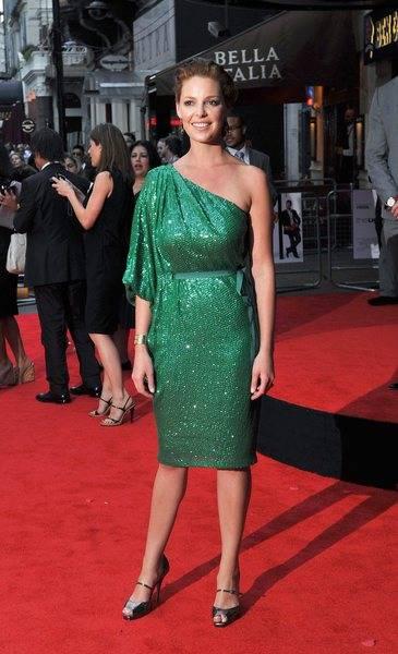 Katherine Heigl si racconta: dagli attacchi per gli Emmy Awards alla terapia 5