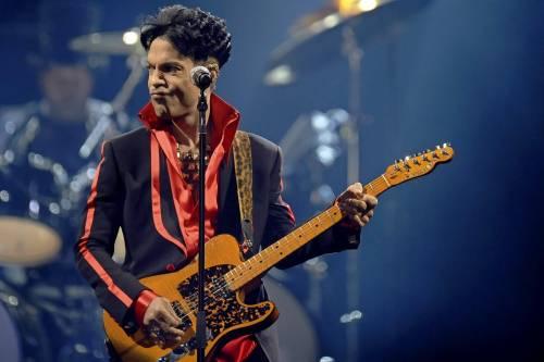 Prince, 30 anni sul palco 11