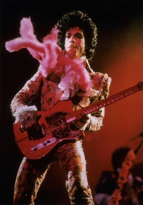 Prince, 30 anni sul palco 10
