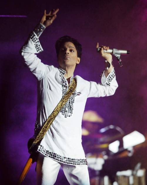 Prince, 30 anni sul palco 16
