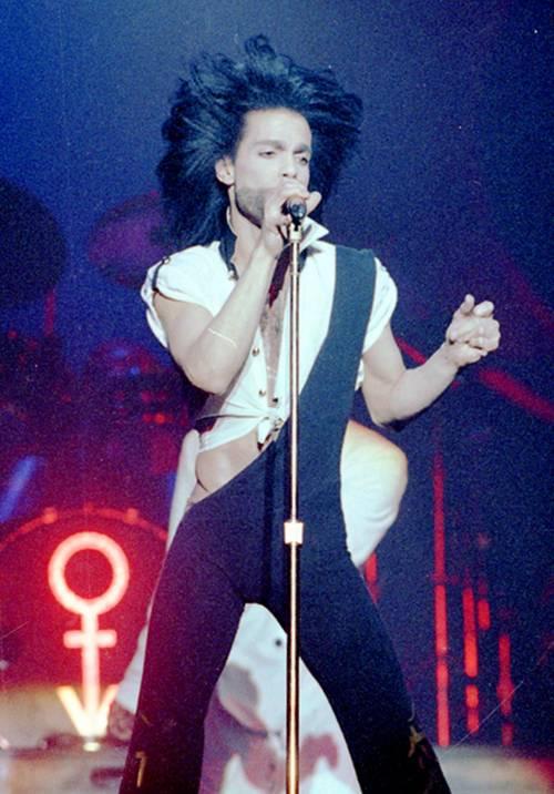 Prince, 30 anni sul palco 21