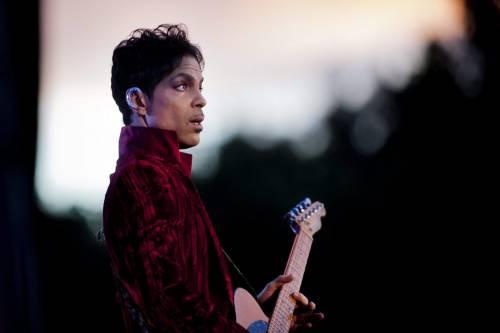 Prince, 30 anni sul palco 33