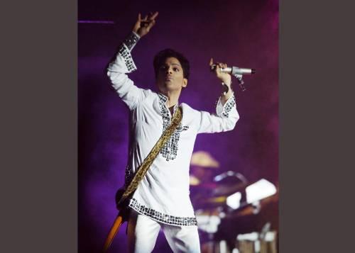 Prince, 30 anni sul palco 38