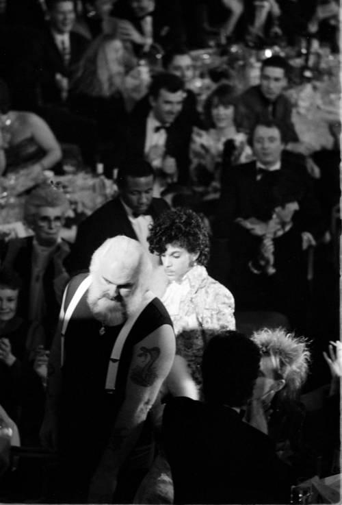 Prince, 30 anni sul palco 40