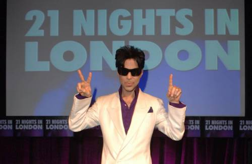 Prince, 30 anni sul palco 44