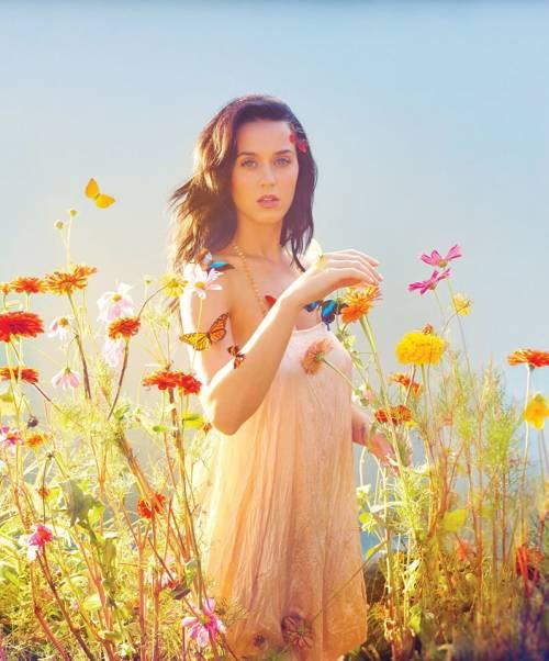 I mille volti di Katy Perry: foto 4