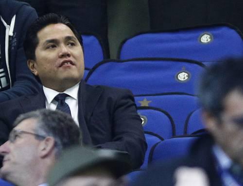 Inter, i tifosi mettono le mirino Thohir