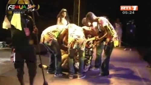 Papa Wemba muore sul palco