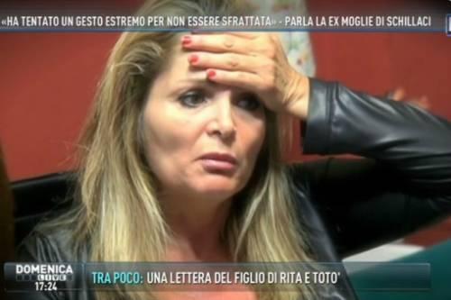 Rita Schillaci ha tentato il suicidio: voleva farsi esplodere nella sua villa