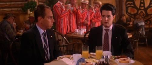 Twin Peaks, il cast in foto 36