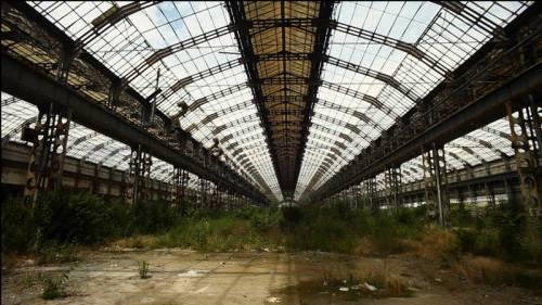 I resti dell'industria rinnegata