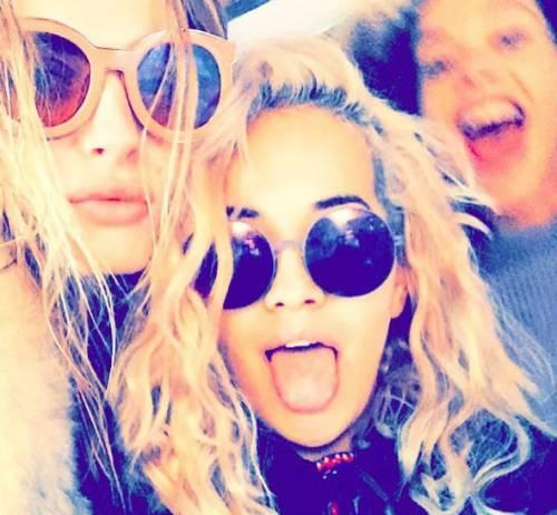 Rita Ora, Rachel Roy e Beyoncé, le immagini 5