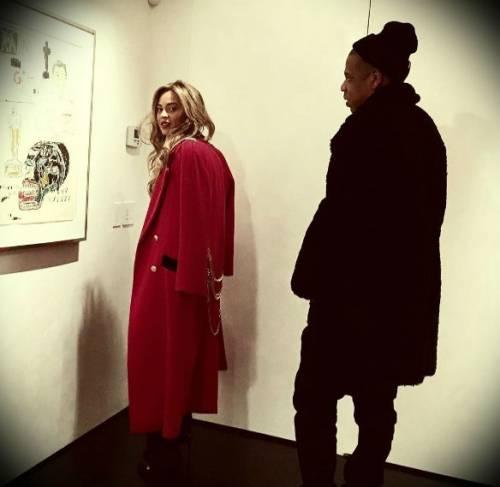 Rita Ora, Rachel Roy e Beyoncé, le immagini 17